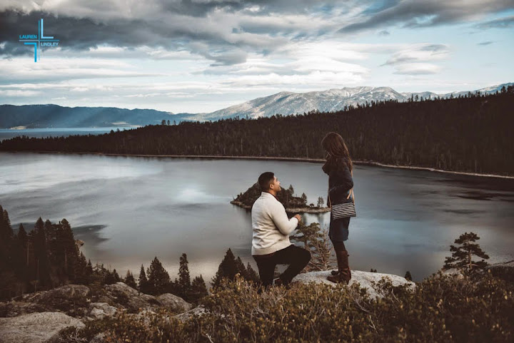Tahoe Wedding Proposal