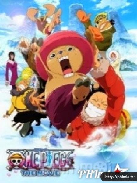 Phim Đảo Hải Tặc 9 : Hoa Anh Đào Kì Diệu - One Piece Movie 9: Bloom In The Winter, Miracle Sakura - VietSub