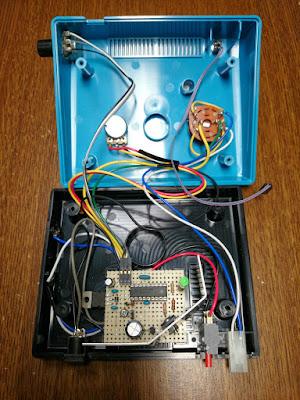 KATOのパワーパックをPICマイコンによるPWM制御方式に改造する