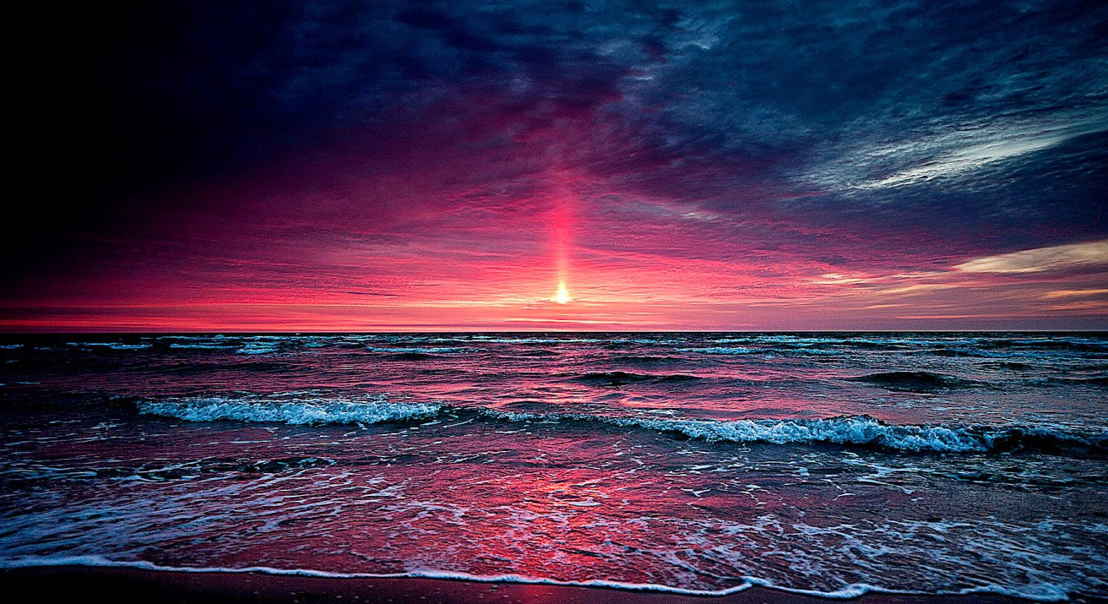 Beach Sunset Backgrounds: Best Beach Pictures