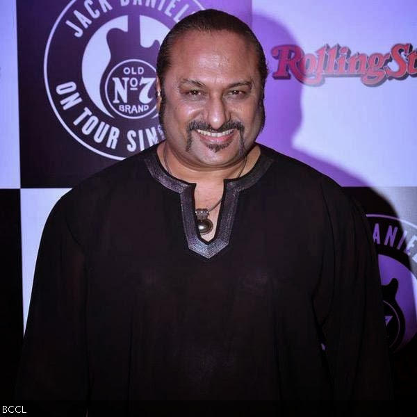 Leslie Lewis during Rolling Stone awards, held in Mumbai. (Pic: Viral Bhayani)<br /> <br />