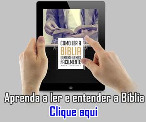 vencer as dificuldades da leitura bíblica