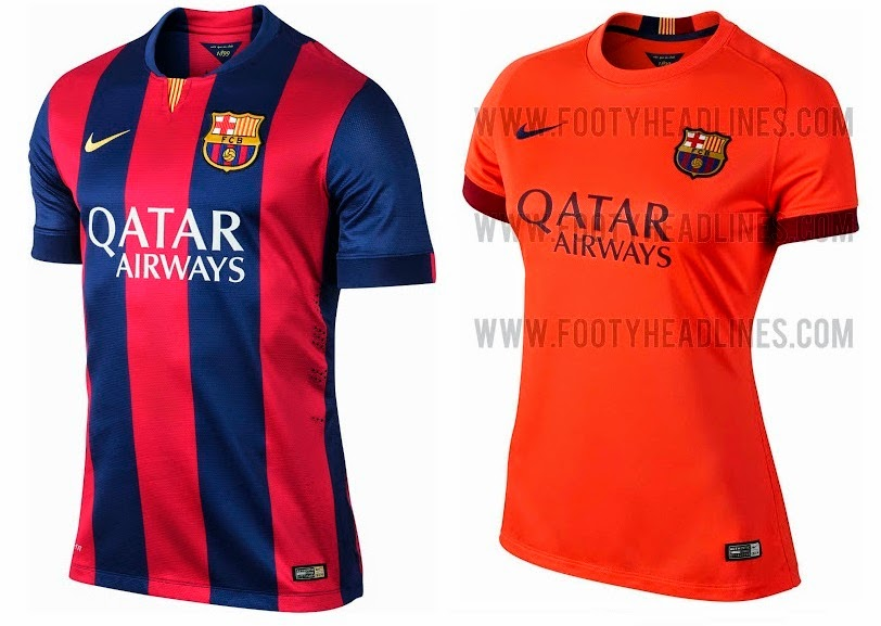 Football Jerseys 2014-2015 Official Team Kits Release Dates 2ac0f53af