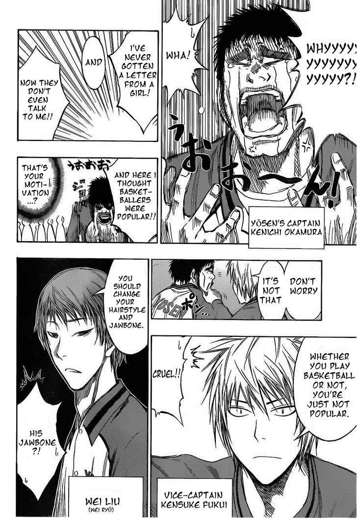 Kuroko no Basket Manga Chapter 144 - Image 12