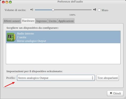 c2asr l'informatico | registrare l'audio del pc su ubuntu 11.04 e