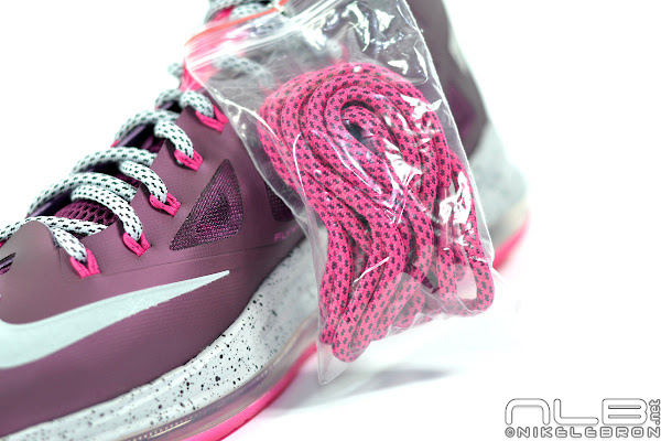 The Showcase Nike LeBron X Fireberry 8220Crown Jewel8221