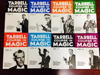 ターベルコース イン マジック 表紙/TARBELL COURSE IN MAGIC cover