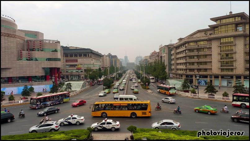 Torre de la campana Xi'an