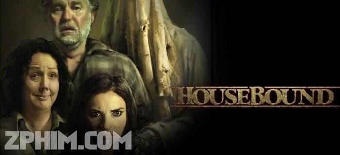 Ảnh trong phim Ẩn Thân - Housebound 1