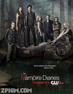 Nhật Ký Ma Cà Rồng 6 - The Vampire Diaries Season 6 (2014) Poster