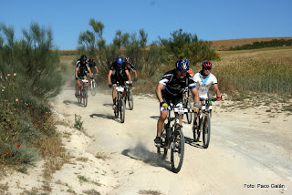 Extreme Bardenas 2013 en ruta