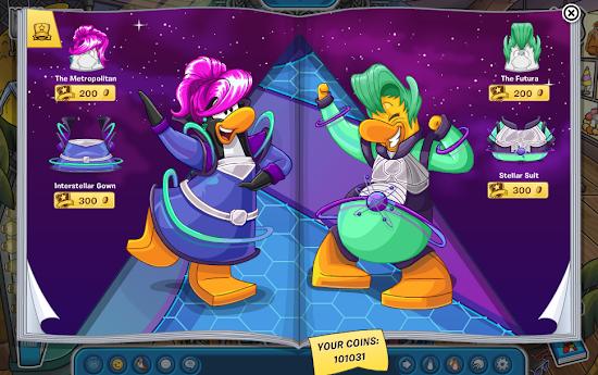 Club Penguin Penguin Style May 2014 Cheats