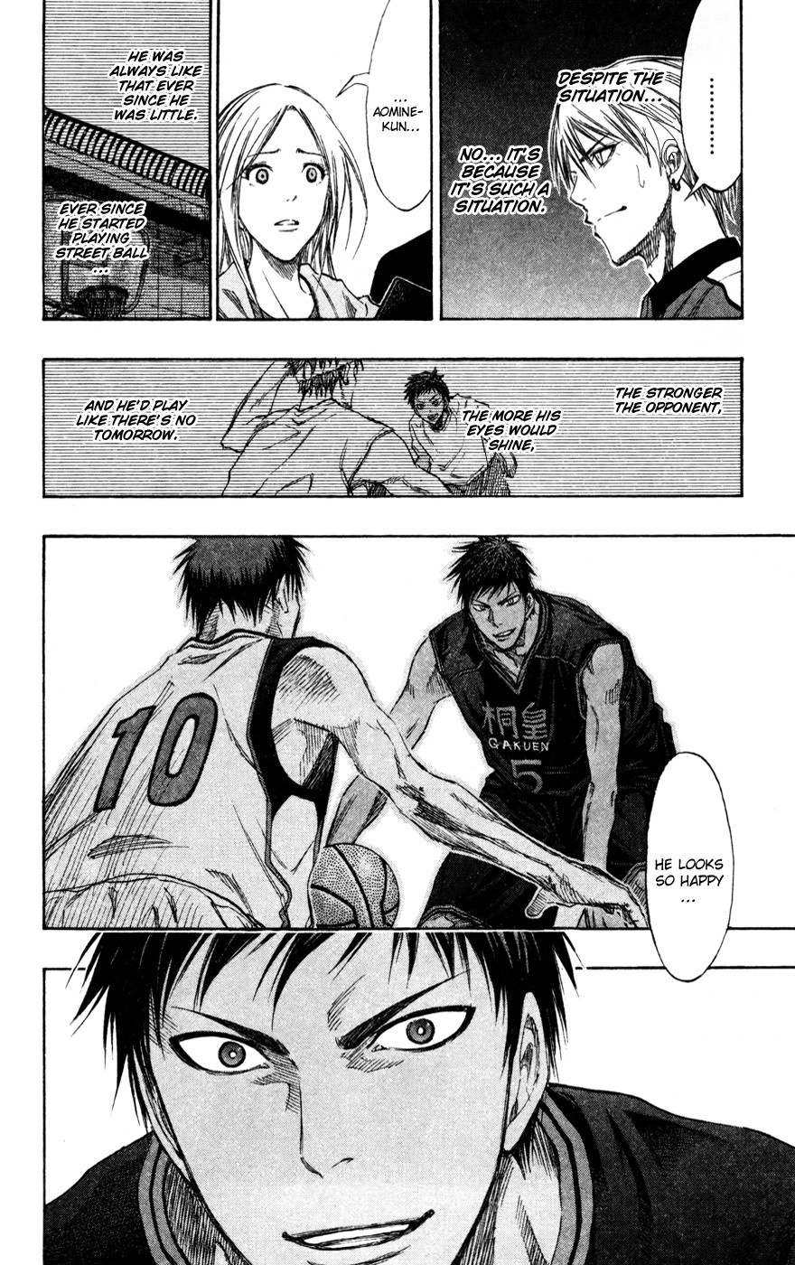 Kuroko no Basket Manga Chapter 136 - Image 14