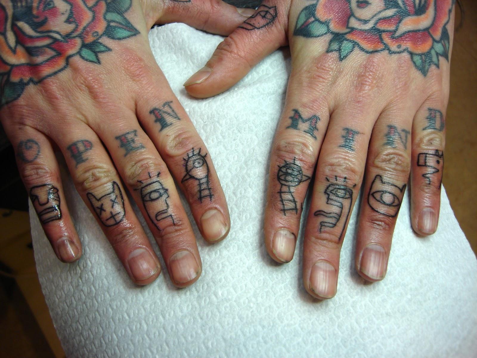 Tattoos By Igor Kampman Blackinktatau March 2011