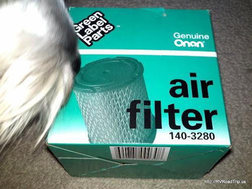 Onan Air Filter