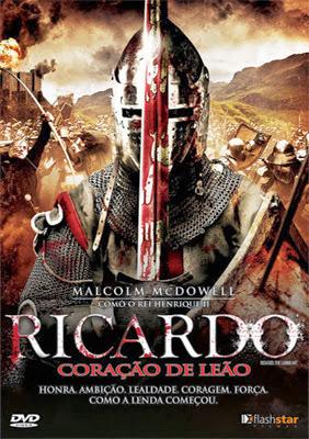 Filme Poster Ricardo, Coração de Leão DVDRip XviD Dual Audio & RMVB Dublado
