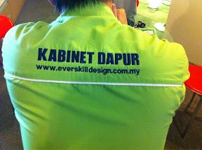More Dapur Hiasan Dalaman Contoh Design Kabinet Dapur Almari Pakaian ...