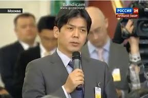 TBS記者のつまらない質問でプーチン大統領ため息混じりに呆れる…日露共同記者会見