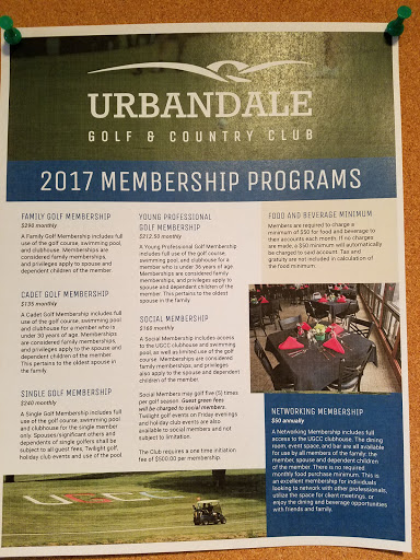 Country Club «Urbandale Golf & Country Club», reviews and photos, 4000 86th St, Urbandale, IA 50322, USA