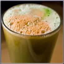 fresh vegetable juice
