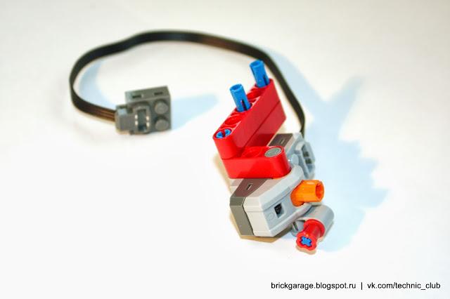 Инструкция Лего Техник 9398
