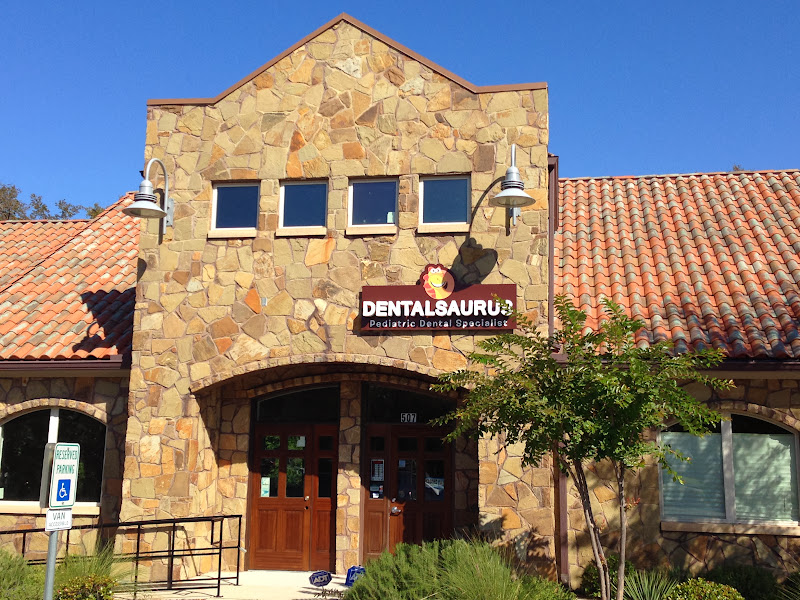 Pediatric Dentist Austin TX | Dentalsaurus at 2500 W William Cannon Dr, 507, Austin, TX
