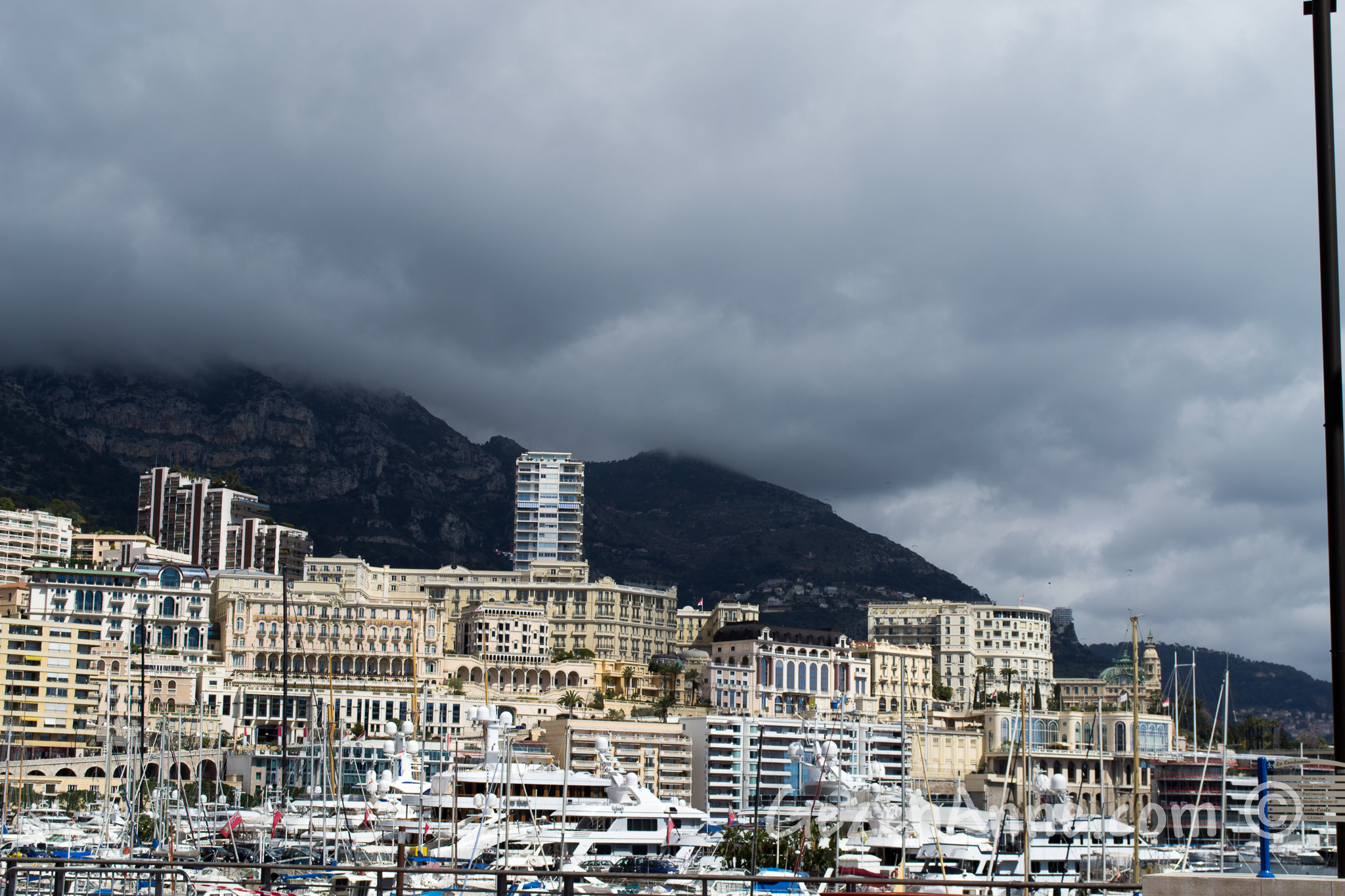 Monaco Prot Hercules