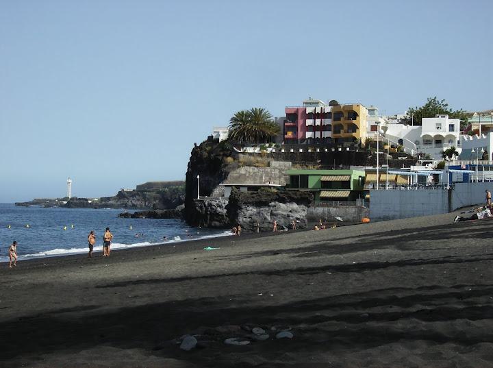 Strand von Puerto Naos title=