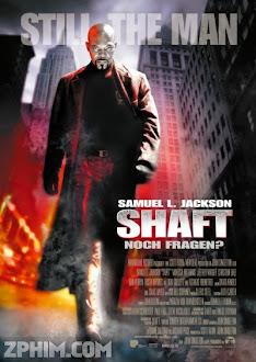 Cảnh Sát Shaft - Shaft (2000) Poster