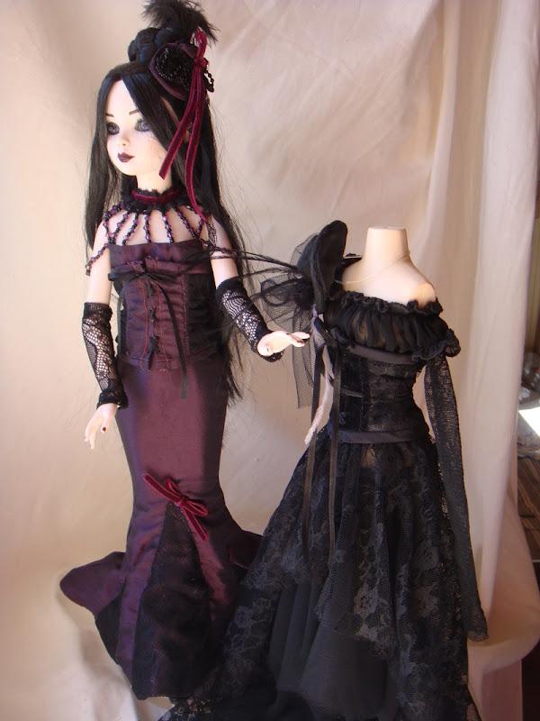 Portofolio Barock'n'Dolls de Meleabrys 174