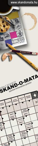 SKANDOMATA - online rejtvénykészítő