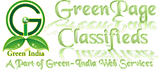 Greenpage Classifieds