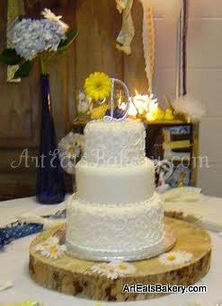 Wedding Cake Bakery 88 Fancy Modern Floral Wedding Cake