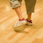 プリキュアのダンスを踊ったら靭帯が断裂しました