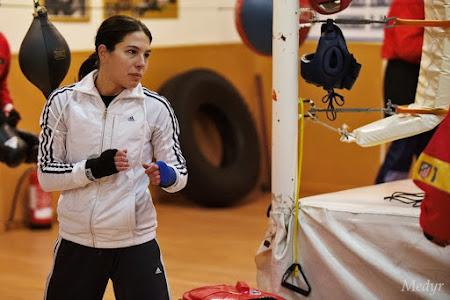 Boxeo - Almudena