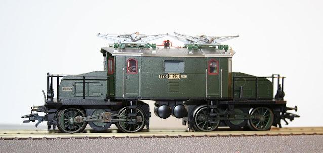 Modeli parnih lokomotiva DRG M37481