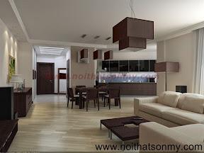 Tủ bếp gỗ đẹp 25