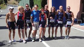 Triathlon di Cuneo 2012