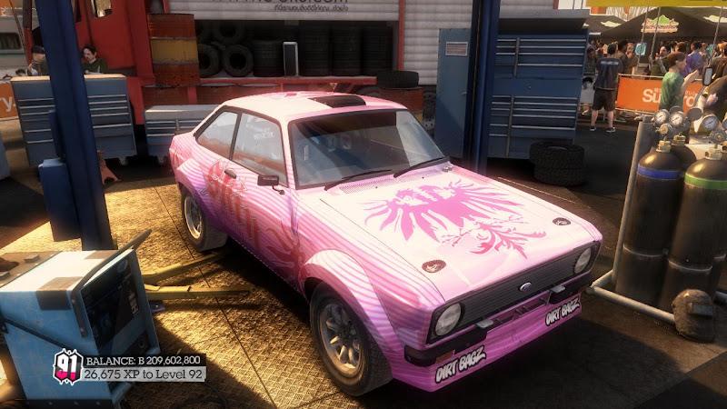 รายการรถกลุ่ม Rally ใน DiRT2 Cme-01