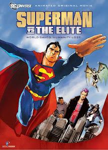 Siêu Nhân Đấu Dị Nhân - Superman Vs The Elite poster