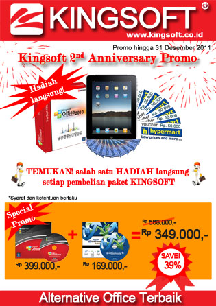 Download Kingsoft Office 2010