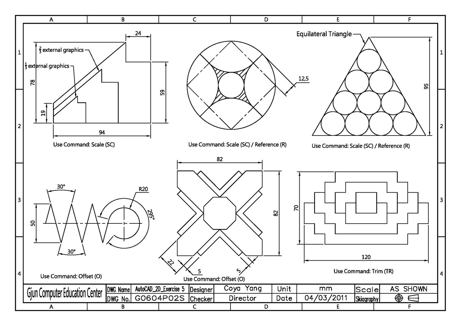 2d autocad practice drawings pdf jpklever for 2d drawing online