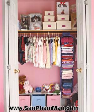 17 mẹo nhỏ cho tủ quần áo ngăn nắp-15