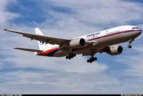 Pesawat MH370 terhempas di laut Vietnam - Reuters