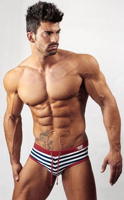 Sexy Friday - Hot Muscular Guys