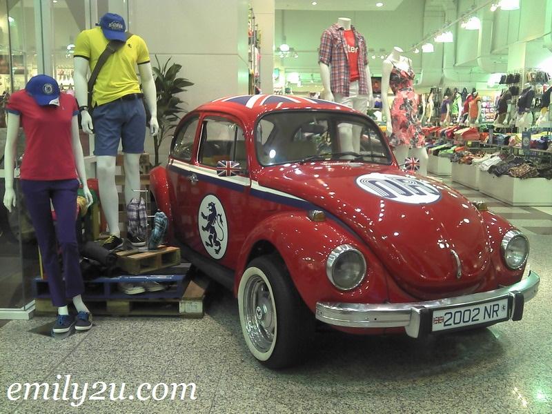 cute VW Beetle