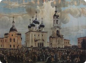 Первый шаг на пути восстановления собора