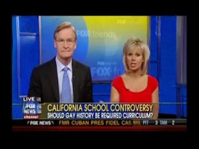 California's educational system offers a lesson in debauchery