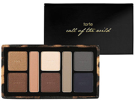 Tarte Call Of The Wild Amazonian Clay Eye Shadow Palette