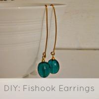 fishook earrings